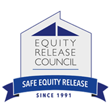 logo for The Equity Release Council. About Us.