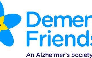 Dementia Freiends logo