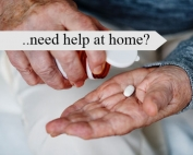 person needing home care