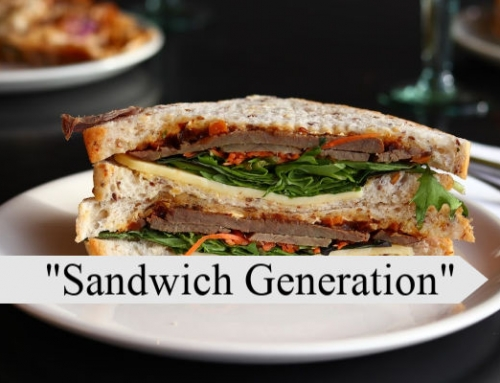 "Equity release could help the ""Sandwich Generation""."